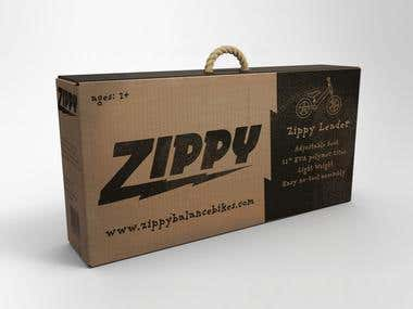 Zippy Balance Bike Brand Foundation