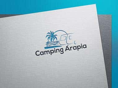 Logo Design for a camping caravon