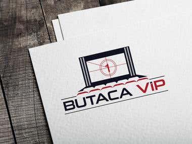LOGOTIPO BUTACA VIP