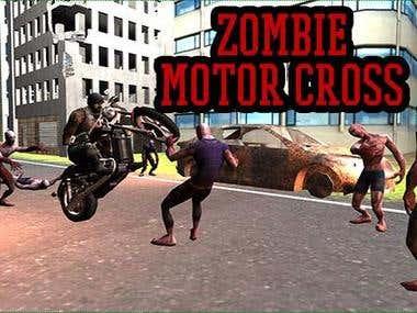 Zombie Motor Cross