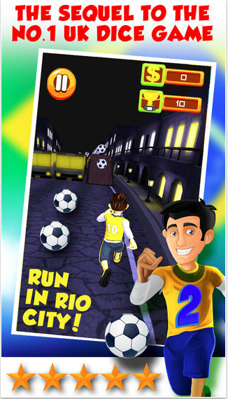 Soccer Football Run - Unity 3D Game