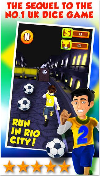 Soccer Football Run - Unity 3D Game
