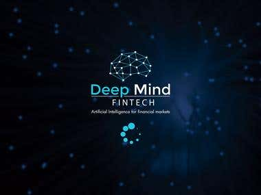 Website Design - DeepMindFintech