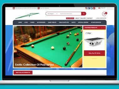 Kuwait Pro Center - Ecommerce Website