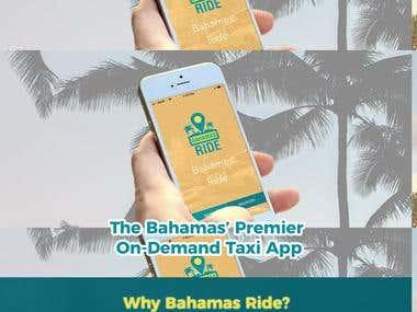 Bahamas Ride App