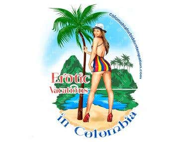 Иллюстрация-Erotic-Vacations-Colombia