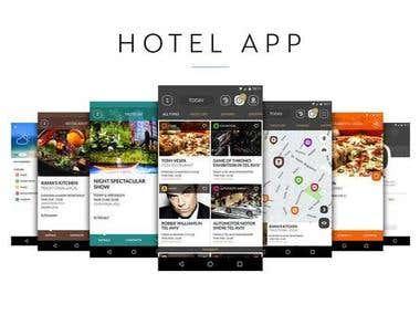Hotel Management App