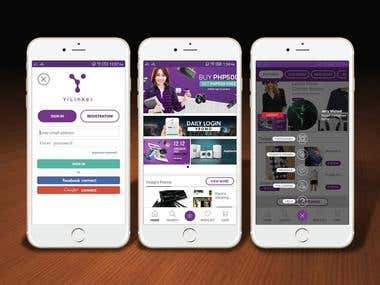YiLinker Buyer (Shopping App)