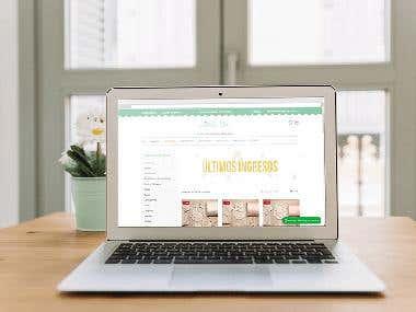 Proyecto Tienda Online Little Bee