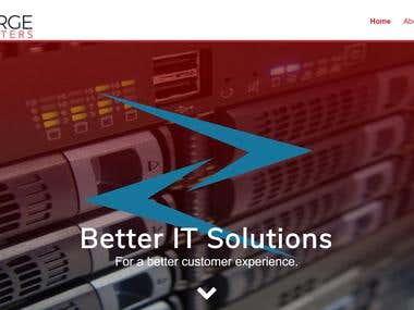 Recharge Computers Website