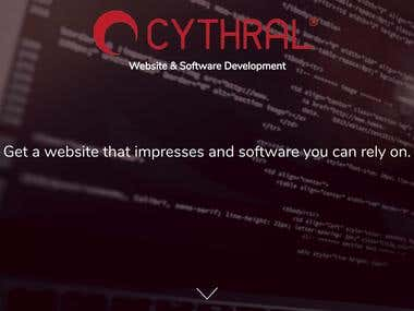 Cythral Website