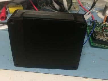 Smart Meter Prototype