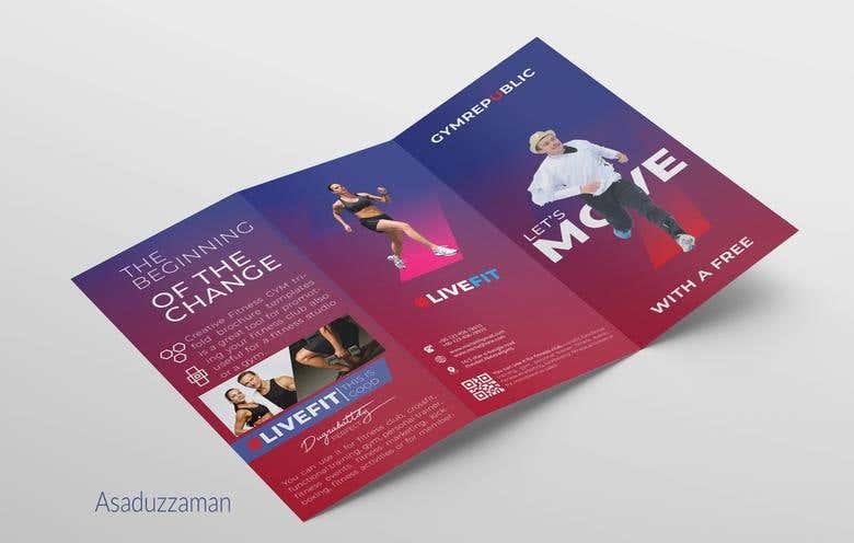 Trifold Brochure Design | Freelancer