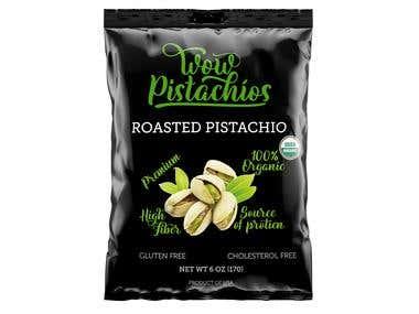 Pistachios Snack
