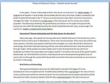 Journal Paper Summarizing