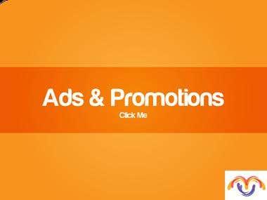 Ads & 2D Designs