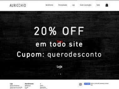 HTML 5 Website