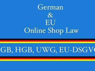 Online Shop Law