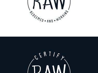 Certify RAW logo