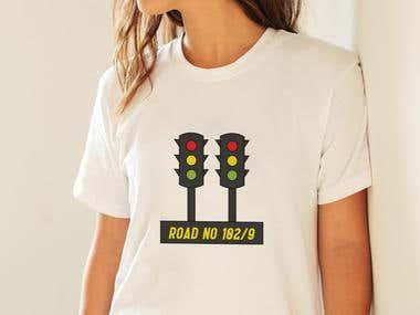 T-shirt Design & Branding