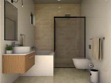 Bathroom renew