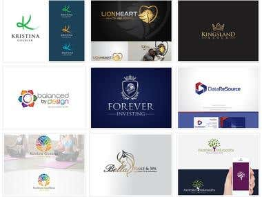 Latest Logo Projects