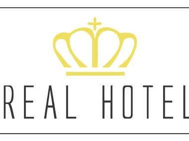 Logo Real Hotel