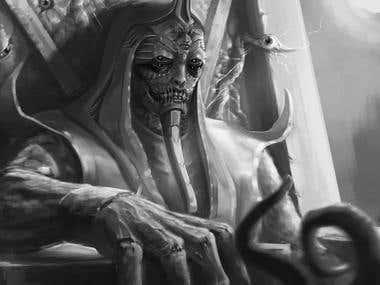 Nyarlathotep (H.P. Lovecraft)