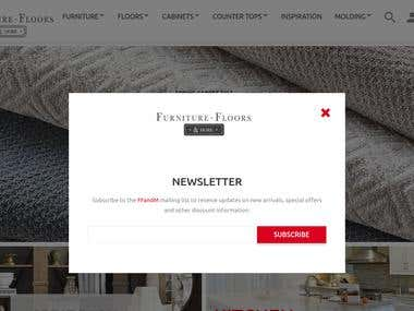Magento1 store - ffandm.com
