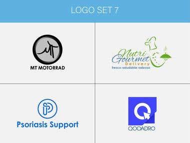 Logo Portfolio Set 7