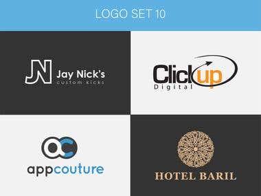 Logo Portfolio Set 10