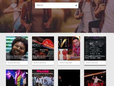 Facebook Events API