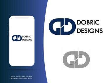 LOGO - DOBRIC DESIGN