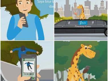Indonesian Contest App (Bahasa)