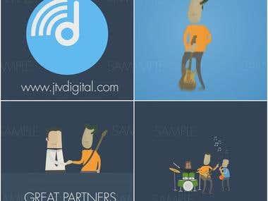 JTV Digital French Online Music Distribution Service