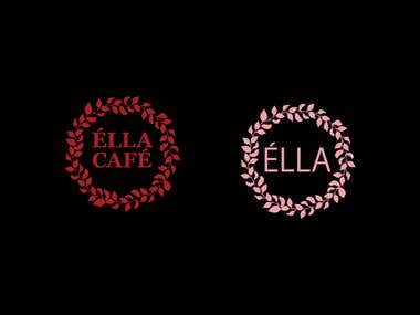 The Name of the Cafe is ÉLLA