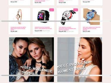 Shopify Store Creation 02
