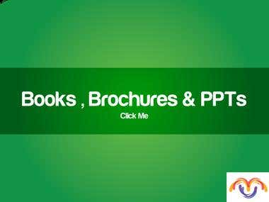 Books & Brochures & PPTs
