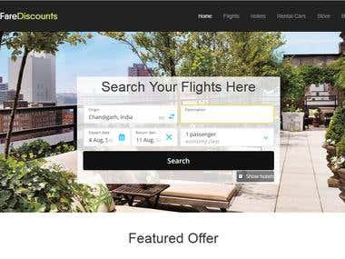 Travel Fare Discount