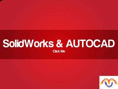 Solidworks & Autocad