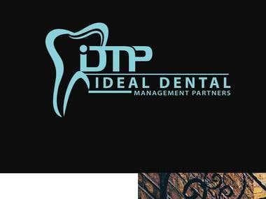IDMP Logo Design.