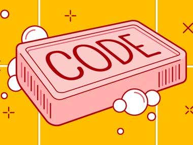The Six Principles of Clean Code