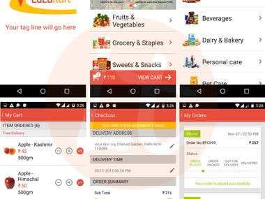 LalaKart: E-commerce