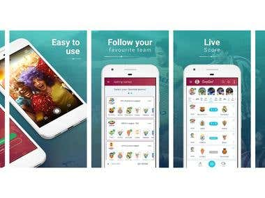 SnapGoal App