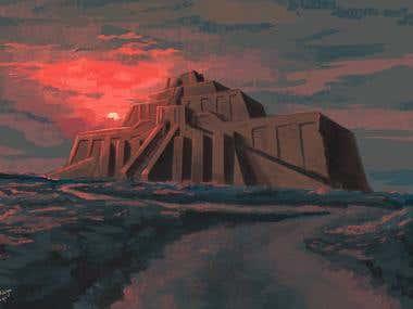 Mesopotamian Temple