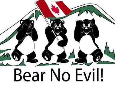BEAR NO EVIL