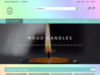 Mood Finder Candles