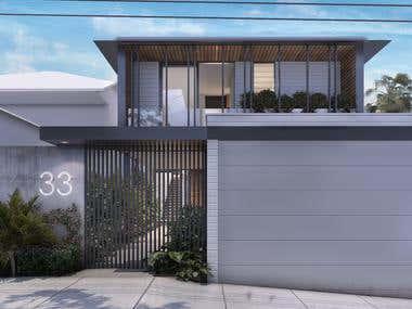 High-end House // Australia