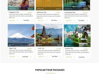 SEO of tour website