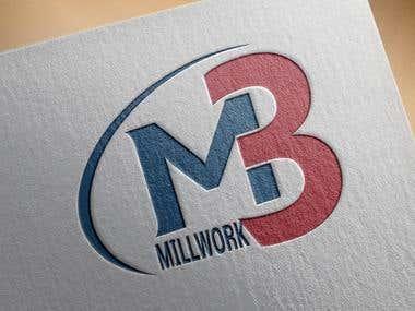 M3 Millwork Logo